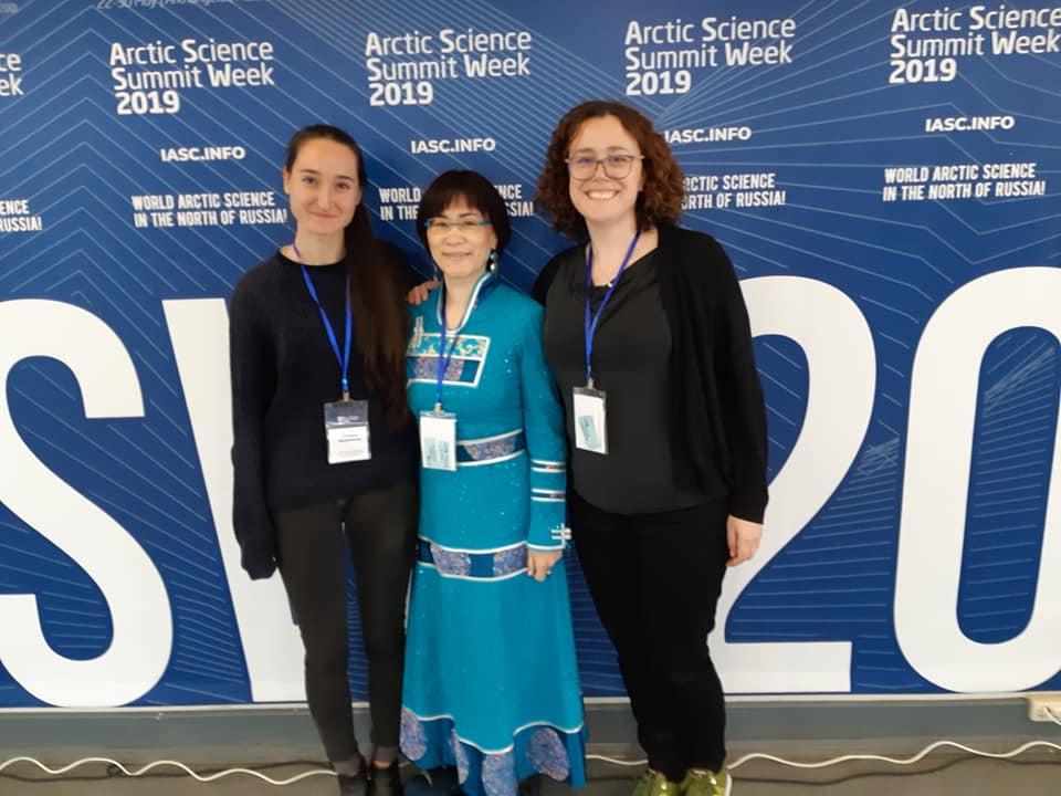 ASSW 2019 in Arkhangelsk,Russia